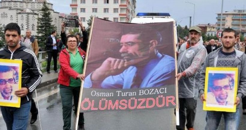 Cenazeye jet hızıyla  Erdoğan soruşturması