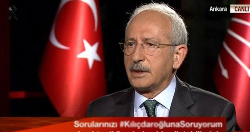 Kılıçdaroğlu: 2 canlı bomba o listede var mıydı yok muydu?