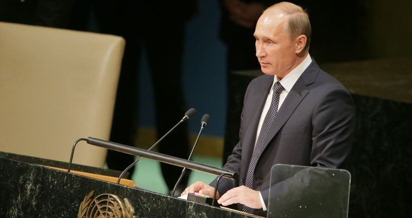 Putin: Terörist yardakçıları sırtımızdan bıçakladı