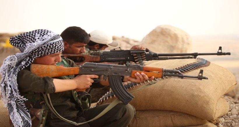 Kobanê Yürütme Meclisi Başkanı Enver Müslim: IŞİD neredeyse oraya müdahale edeceğiz