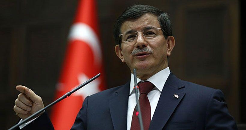 Davutoğlu'dan düşürülen uçak açıklaması: Her türlü tedbiri almak görevimizdir