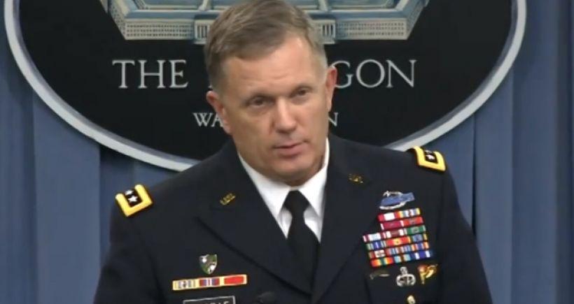 Pentagon: Uçağın düşürüldüğü yeri henüz tespit edemedik
