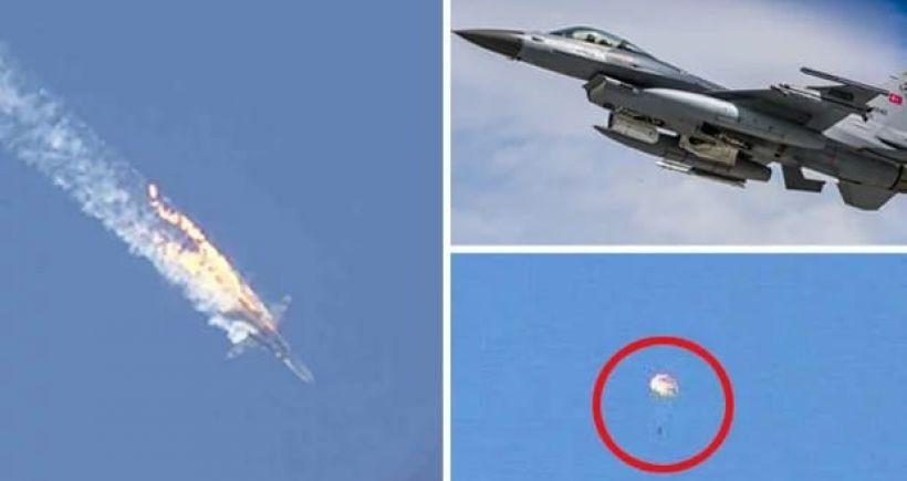 Rusya: Türkiye pilotlarla hiç iletişim kurmadı