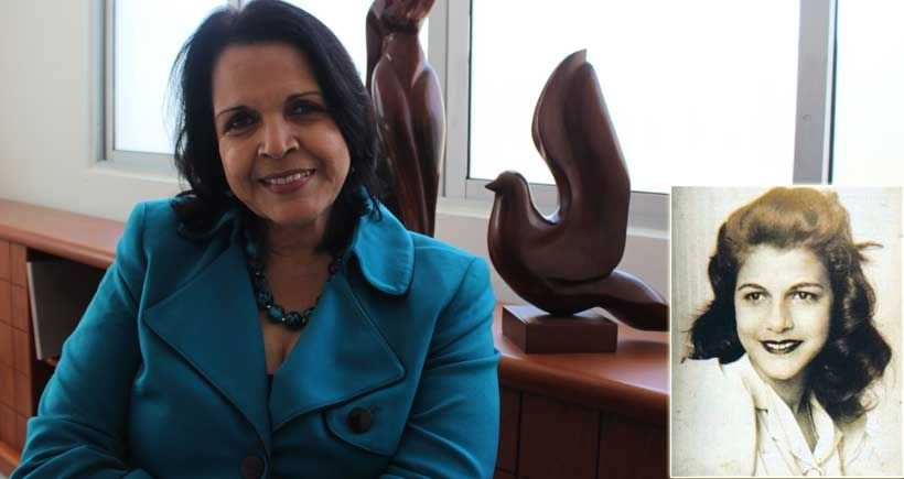 25 Kasım'ın simgelerinden Minerva Mirabal'in kızı Minou Mirabal evrensel'e konuştu