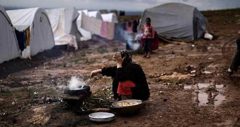 Mülteci kadınlar: Savaş en çok kadınlar için zor