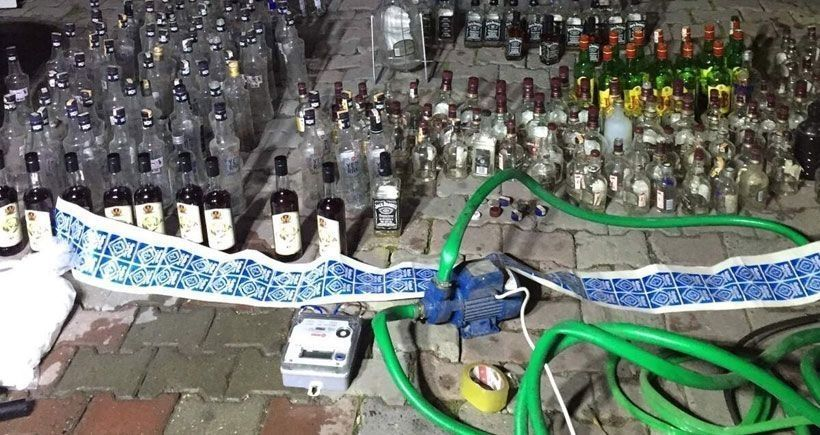 Sahte içki felaketi İzmir'e sıçradı: 3 kişi öldü, 7 kişi tedavi altında