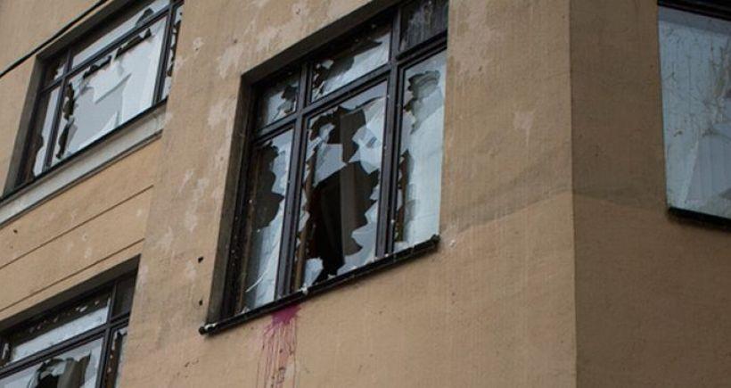 Türkiye'nin Moskova Büyükelçiliği'ne taş ve yumurtalı saldırı