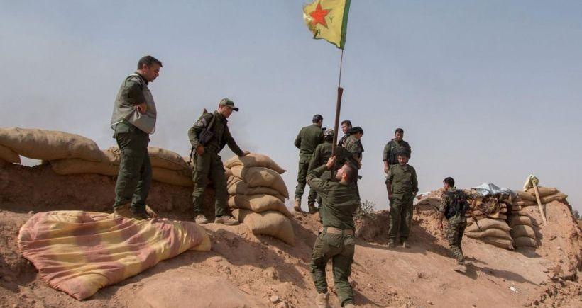 AFP: ABD'li ordu mensupları, Cerablus ve Rakka operasyonları için Kobanê'de