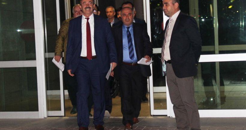 Akdeniz Belediyesi Eş Başkanı Türk serbest bırakıldı