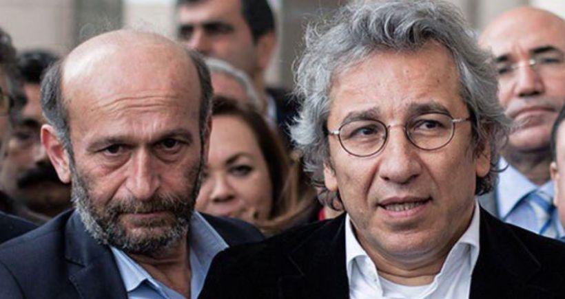 Can Dündar ve Erdem Gül tutuklandı!