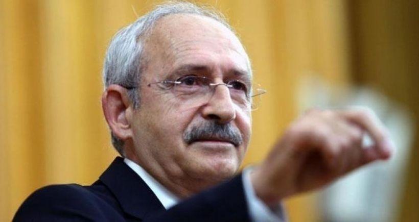 Kılıçdaroğlu: Suçu işleyenler değil, haberini yapanlar tutuklanıyor