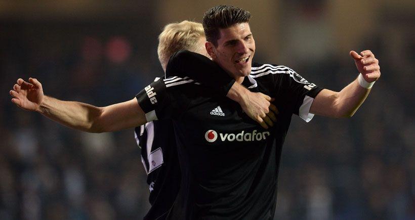 Gomez: vePrime;Beşiktaş şu anda ligde oynanan en seyredeğer futbolu sergiliyorvePrime