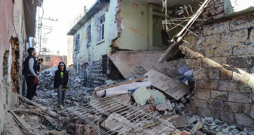 Şehir korkusu ya da Diyarbakır'ı yıkmak