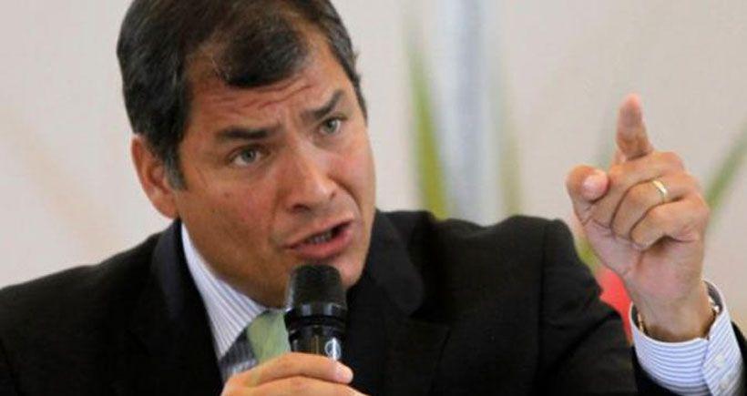 Ekvador Devlet Başkanı: Yabancı topraklarda böyle davranamazlar!