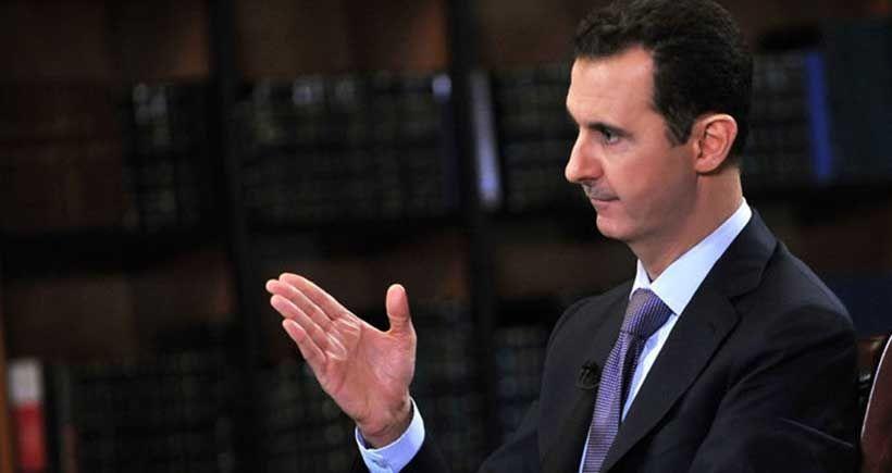 Esad: Türkiye Suriye'ye saldırırsa ordumuzla buna karşı koyacağız