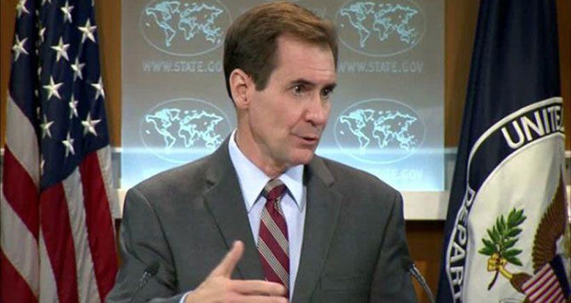 ABD, Türkiye'nin YPG'ye bombardımanı durdurmasını istedi