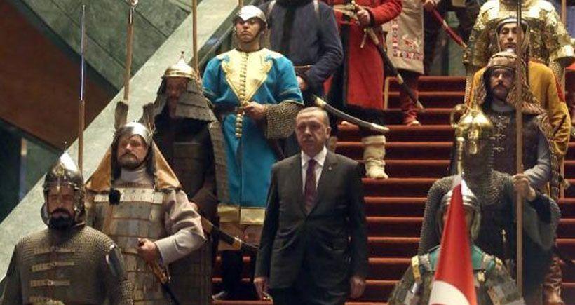 18 Mart'tan 24 Nisan'a  17. Türk Devleti nöbette!