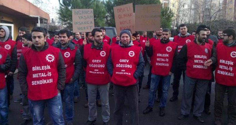 'Hepimizin grevi' başladı - Canlı Blog