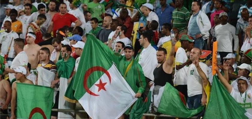 Cezayir'de yabancı futbolcu transferi yasaklandı