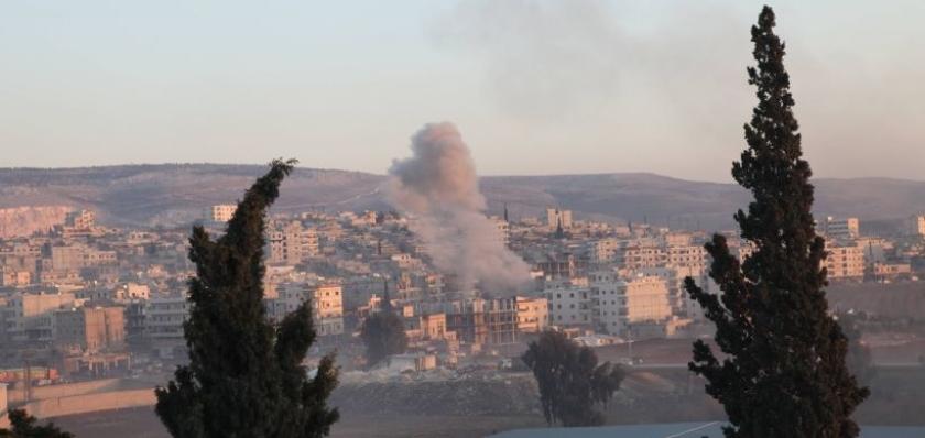 Nusra ve Ahrar Efrin'e saldırdı: Ölü ve yaralılar var