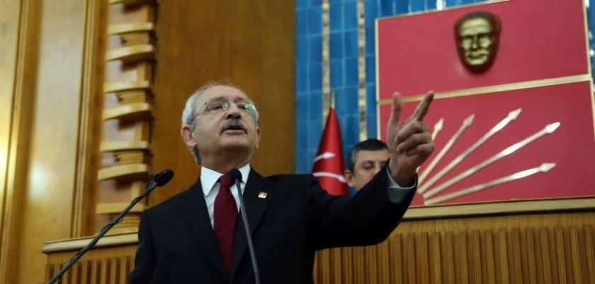 Kılıçdaroğlu: Biz milliyetçiliğimizi Kıbrıs'ın Beşparmak dağlarına yazan bir partiyiz