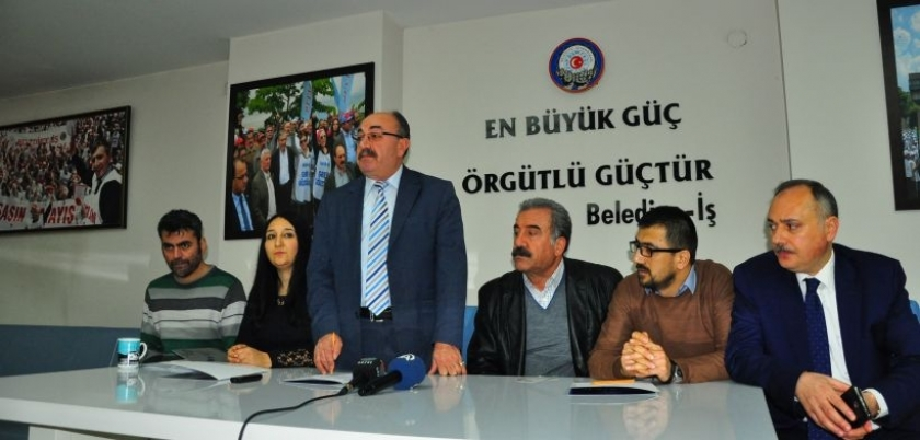 Türk-İş'e bağlı 5 sendikadan tazminat hakkı için ortak mücadele çağrısı