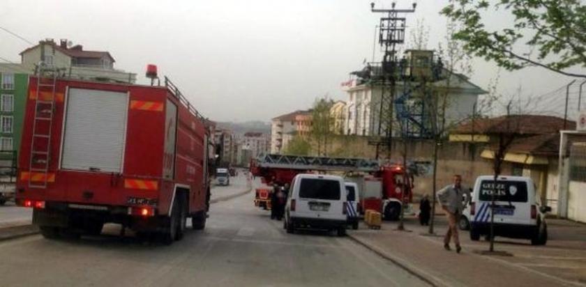 Gebze Kadın Kapalı Cezaevi'nde yangın: 6 yaralı