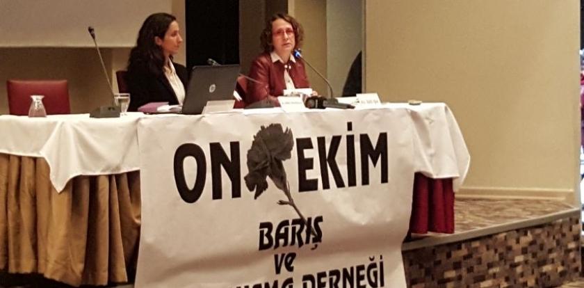 10 Ekim Ankara Katliamındaki bütün bağlantılar ve sorumlular açığa çıkarılmalı