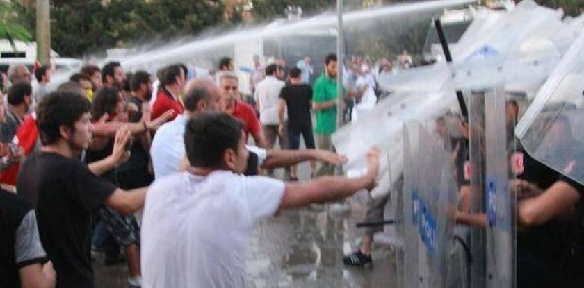 Mersin Gezi davasında ceza çıktı