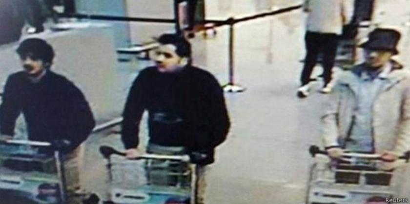 Brüksel'de iki şüpheliye 'terör' suçlaması