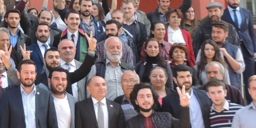 Kocaeli'de Erdoğan'a hakaret davası görüldü