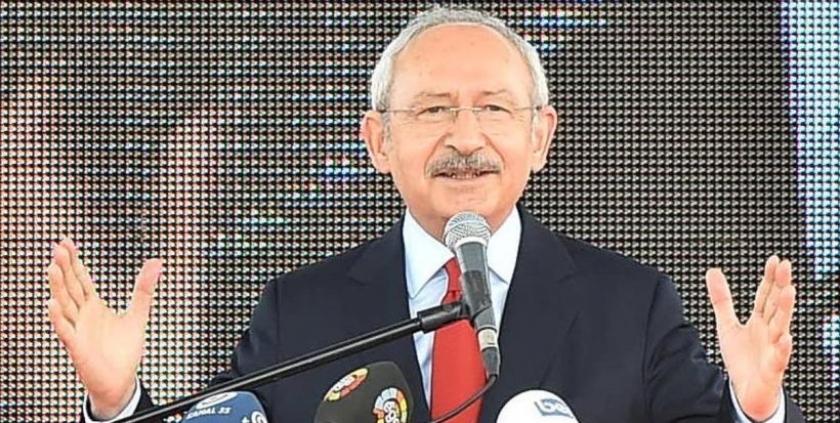 Kılıçdaroğlu: Türkiye dikta yönetimine doğru gidiyor