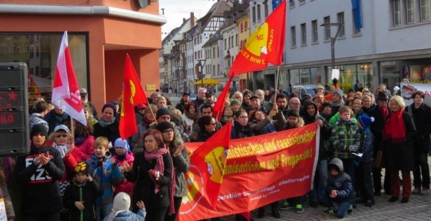 Almanya'da mültecilere yönelik ırkçı saldırılar durmak bilmiyor