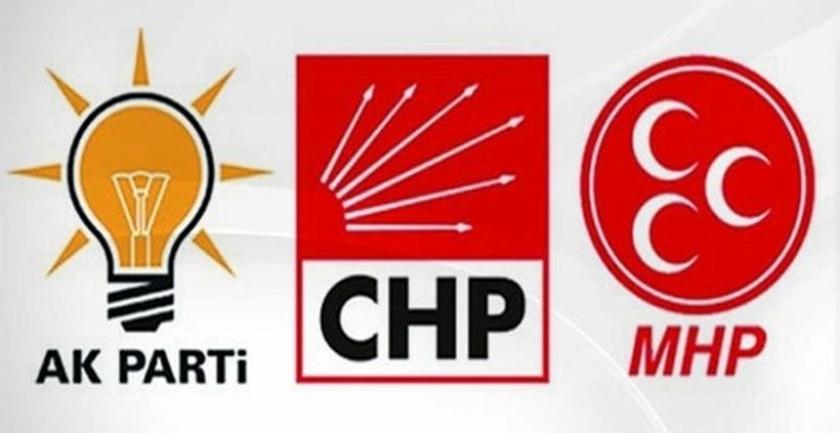 Erdoğan'ın planı işliyor: HDP'ye karşı kokteyl ittifak oluştu!