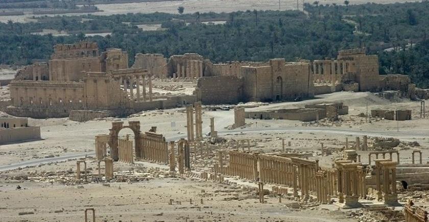 Palmira, IŞİD işgalinden kurtarıldı