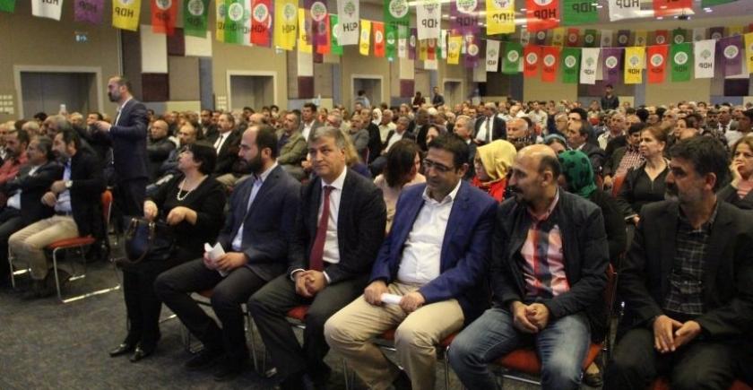 HDP Antep il yönetimi belirlendi