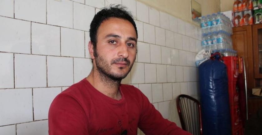 Munzur Su'da grevci işçilere gözdağı