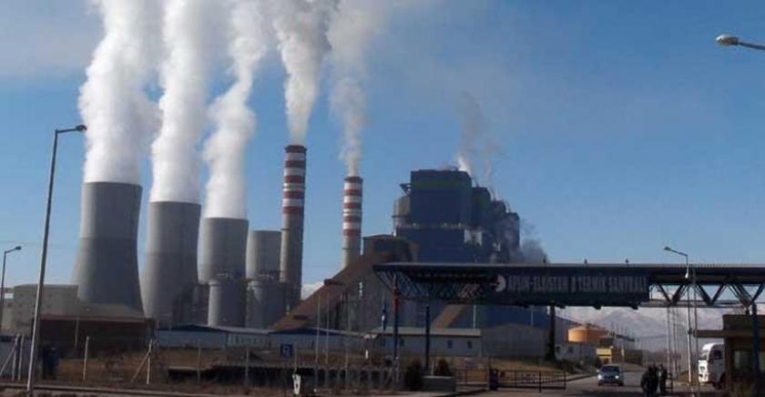Hava kirliliği raporu açıklandı: 'Temiz hava için kömür santralinden vazgeçin'