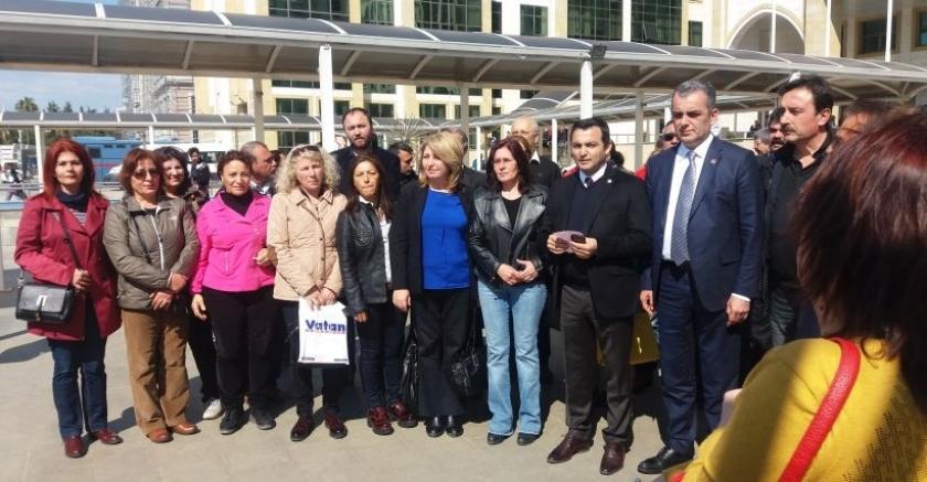 Antalya Büyükşehir Belediyesi hakkında toplu suç duyurusu