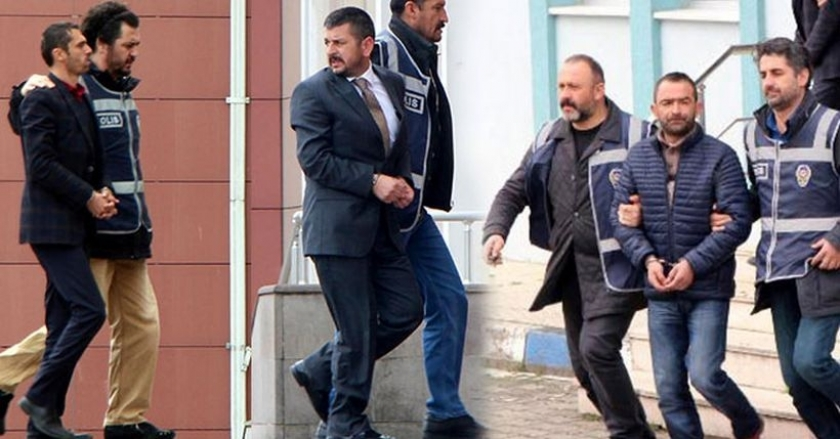 Düzce'de CHP il başkanına saldıranlar adliyeye sevk edildi