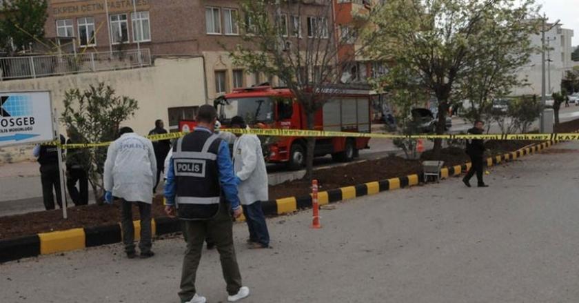 Kilis merkezine 2 roket mermisi daha isabet etti