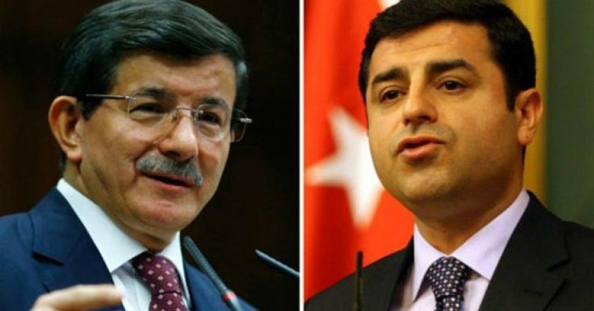 HDP - AKP görüşmesinde yer alacak isimler belli oldu