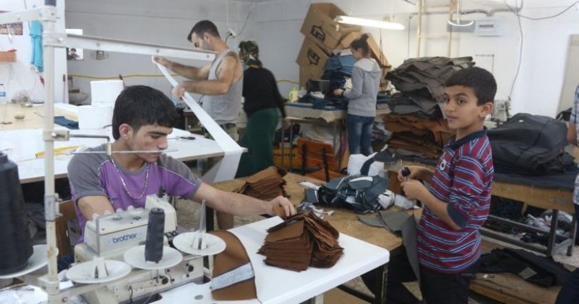 Mülteci işçiler; En ağır koşullarda en ucuza