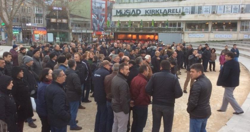 Katliam, Lüleburgaz'da lanetlendi: Sustukça sıranın kime geleceği belli değil!