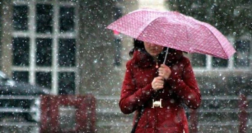 Meteoroloji'den Erzurum, Kars, Ağrı çevresinde kar uyarısı
