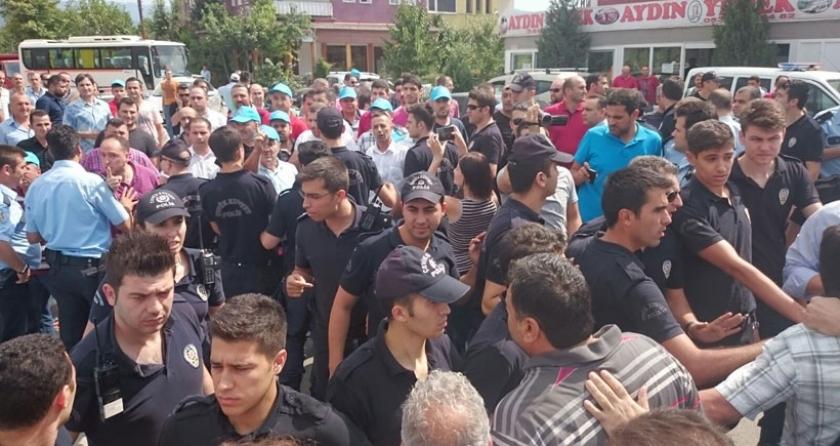 Kocaeli Enpay'da Türk Metal provokasyonu!