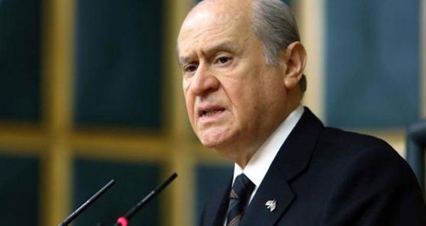 Devlet Bahçeli, HDP ve SGDF'yi hedef aldı