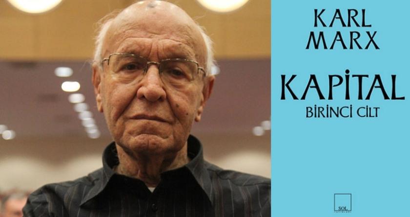 Türkçe'ye Kapital'i kazandıran Alaattin Bilgi hayatını kaybetti