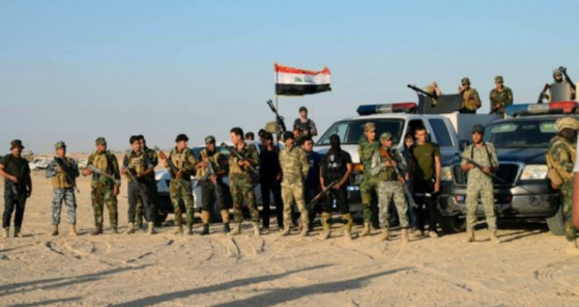 El Enbar'ın yüzde 80'i IŞİD'den kurtarıldı