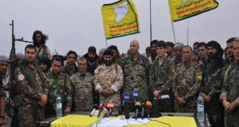 Demokratik Suriye Güçleri, Kobanê'nin güneyinde IŞİD'e yönelik operasyon başlattı